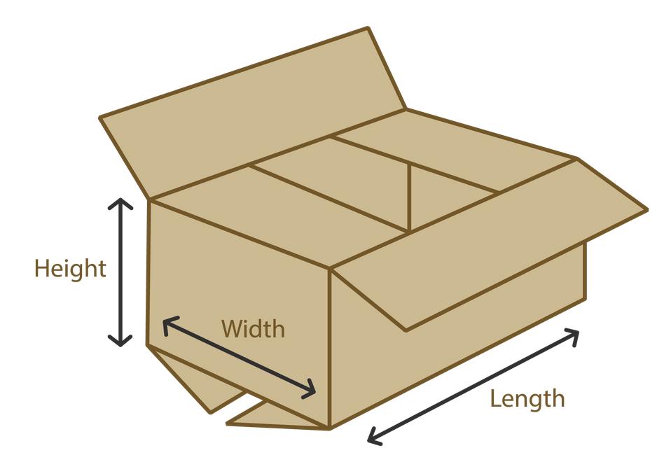 Dimensions info.