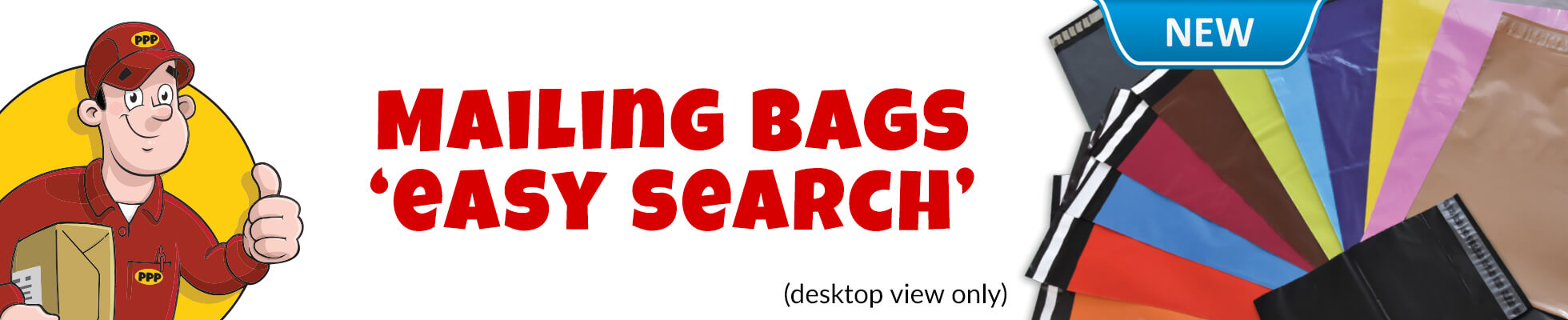Mailing Bags - Easy Search