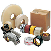 Packaging Tape And Dispensers