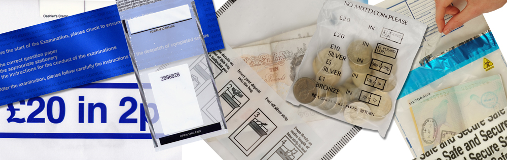 2bc1c77e62 Money Bags - Coins & Notes - Poly Postal Packaging