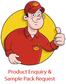 Product Enquiry & Sample Pack Request